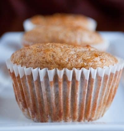 Banana Bread Protein Muffin