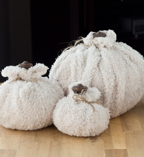 DIY Drawer Knob Pumpkins