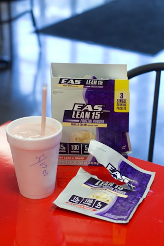 How to incorporate EAS Protein into a healthy lifestyle