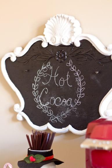 Chocolate and Coffee Bar