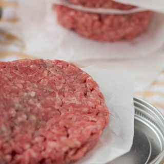 How to Make Perfectly Shaped Hamburger Patties Every Time