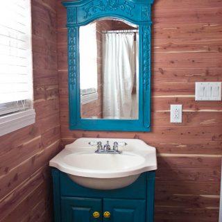 Closet and Bath Makeover with Cedar Safe