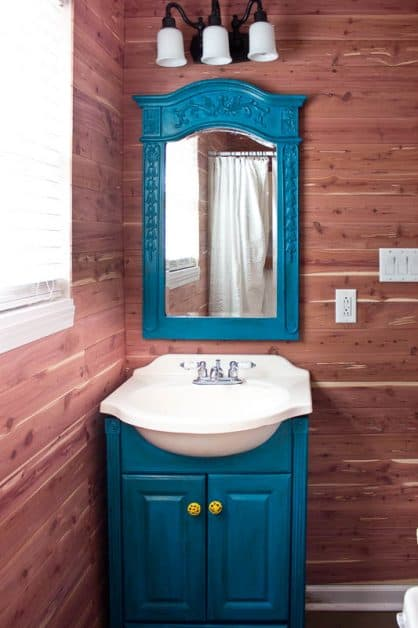 This Is Our Closet And Bath Makeover With Cedar Safe Planks And It Is  Beautiful!
