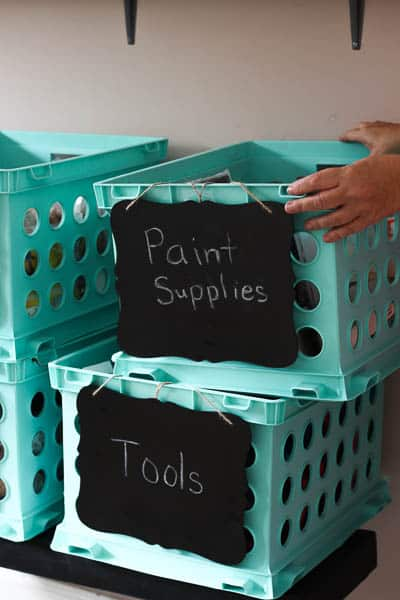 How to organize your crafts without a craft room savvy apron - Organizing craft supplies in small space collection ...