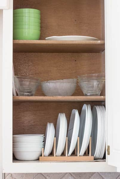 Decluttering Challenge-The Kitchen