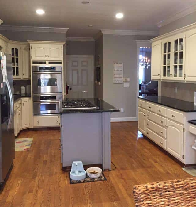 Our Kitchen Remodel-Before