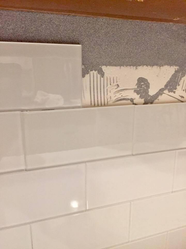 Diy Backsplash With Aspect Peel And Stick Tiles Savvy Apron