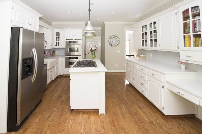 Stupendous Diy Kitchen Remodel Reveal Savvy Apron Download Free Architecture Designs Saprecsunscenecom