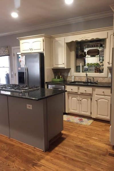 Our DIY Kitchen Remodel-Before Picture and Inspiration