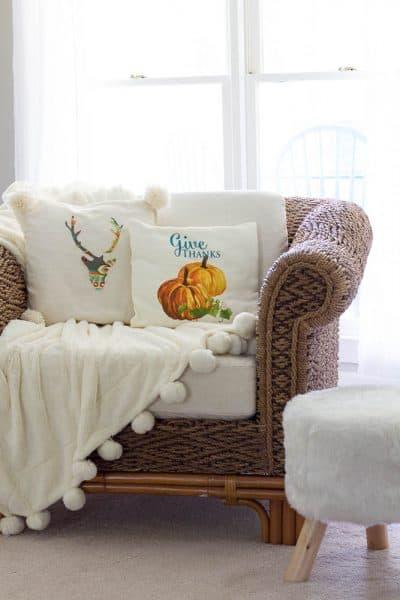 Fal Home Tour-Fall Pillows