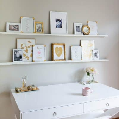 Gallery Wall Shelf