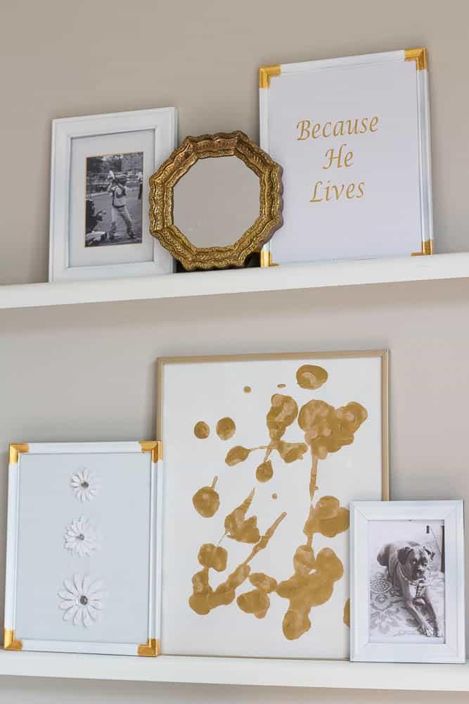 Gallery Wall Shelf