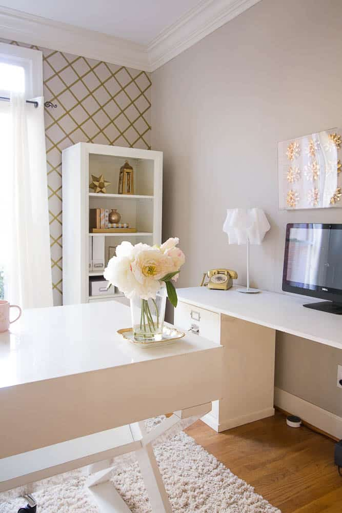One Room Challenge Home Office