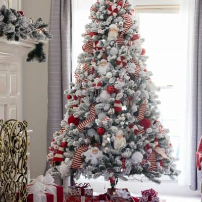 Christmas Tour of Homes 2018 Christmas Tree