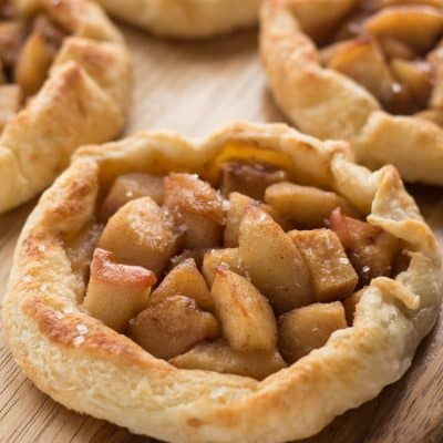 Individual Apple Pie Recipe