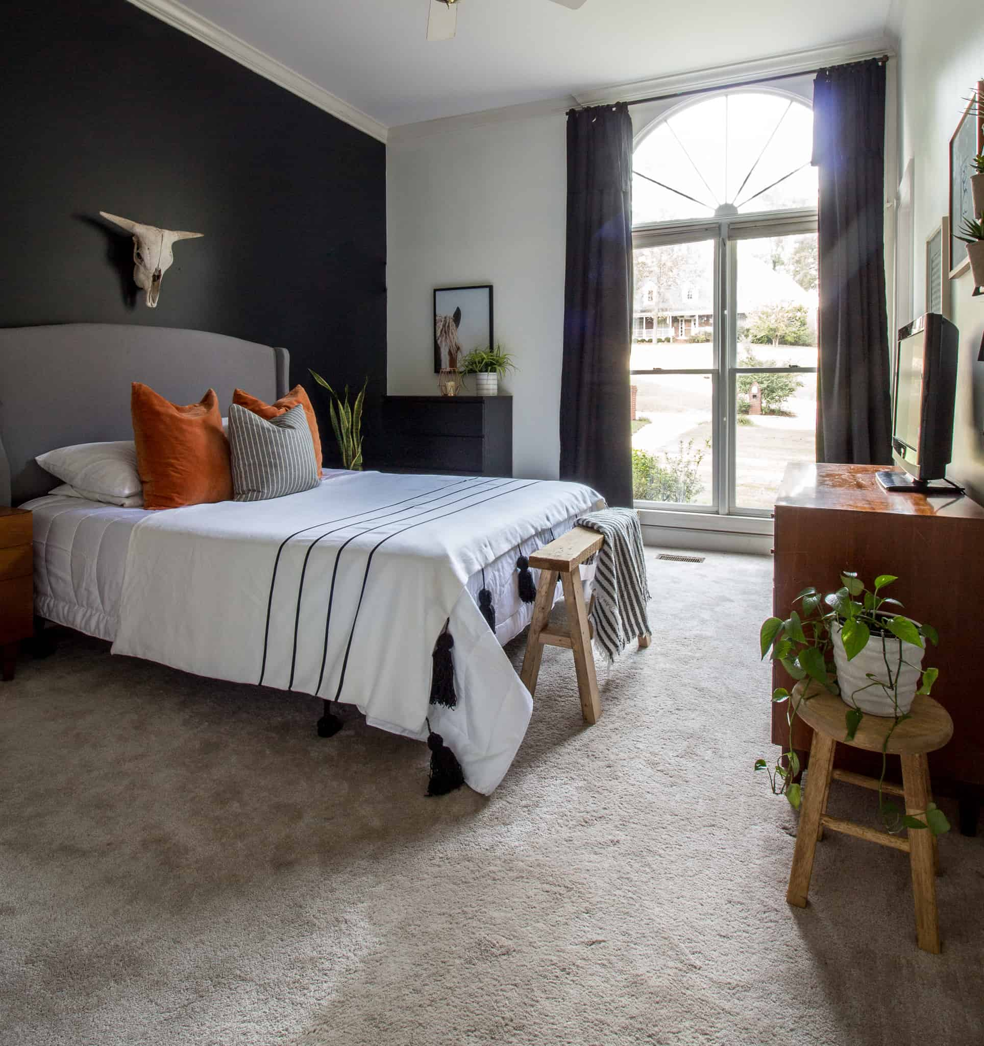 Bedroom Makeover for under $100