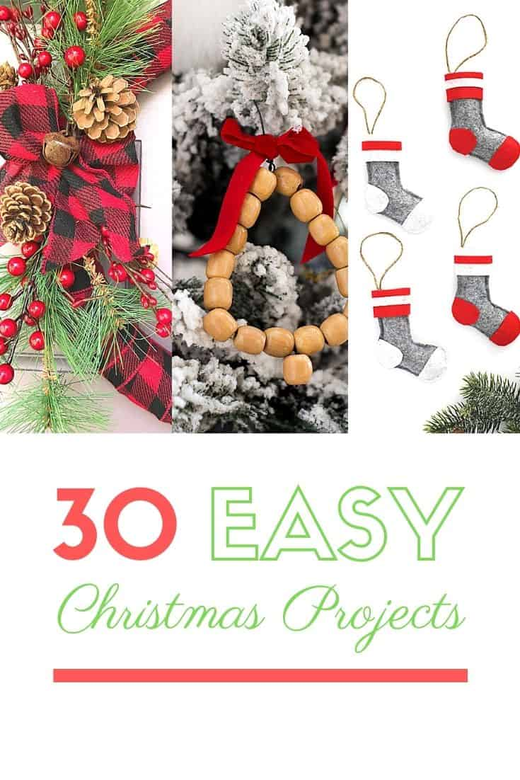 30 Christmas Projects