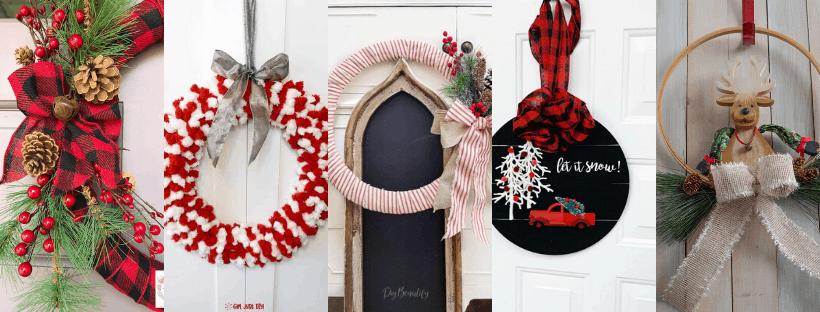 30 DIY Wreaths
