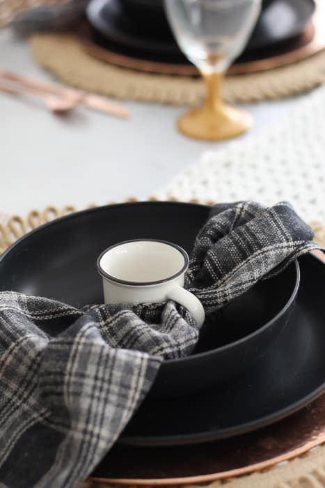 mug napkin rings
