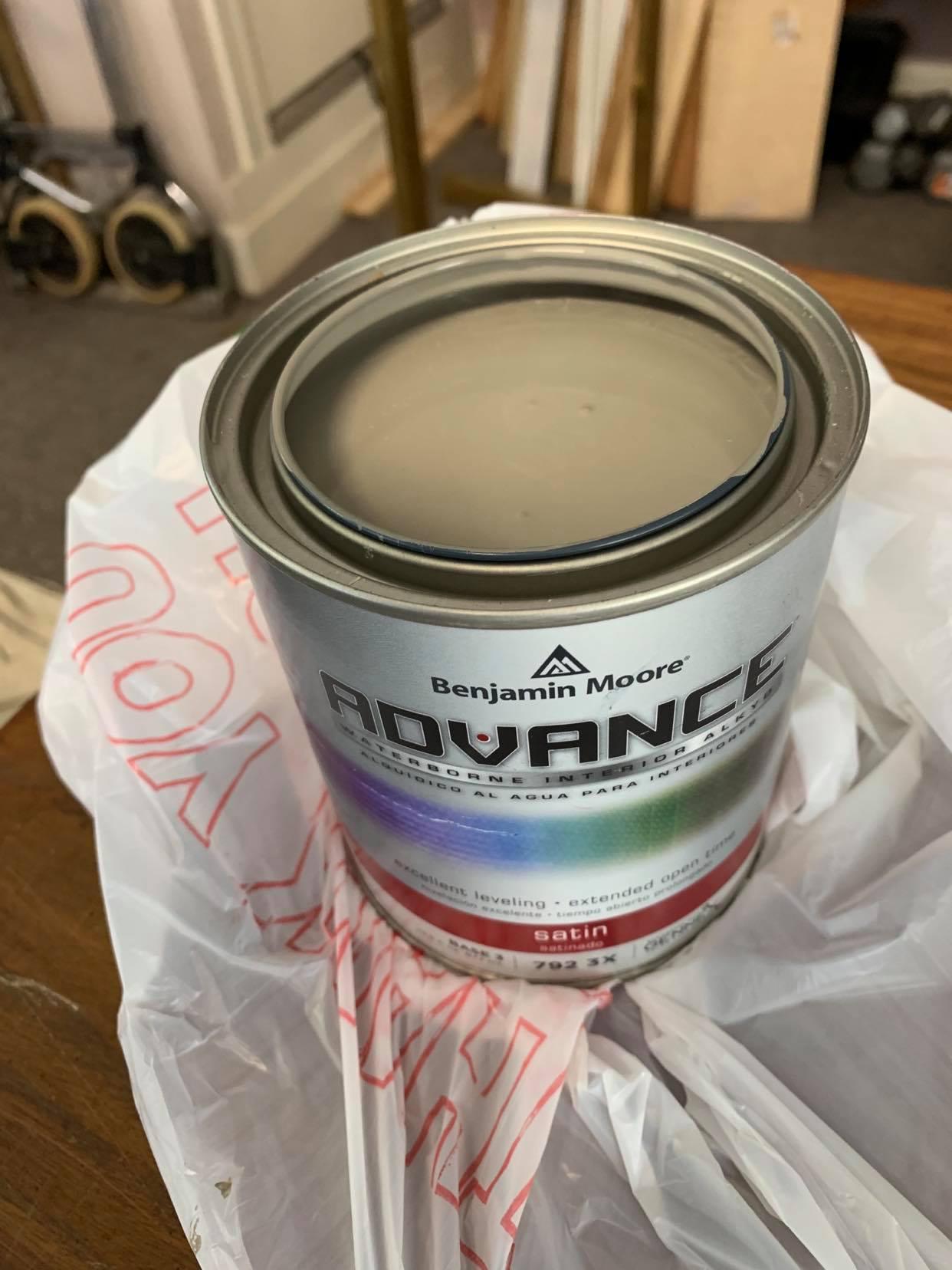 advance paint